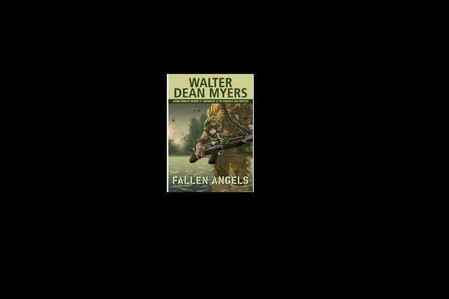 the changes in a person in fallen angels by walter dean myers