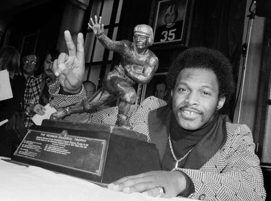 2. Archie Griffin, RB, Ohio State, 1975