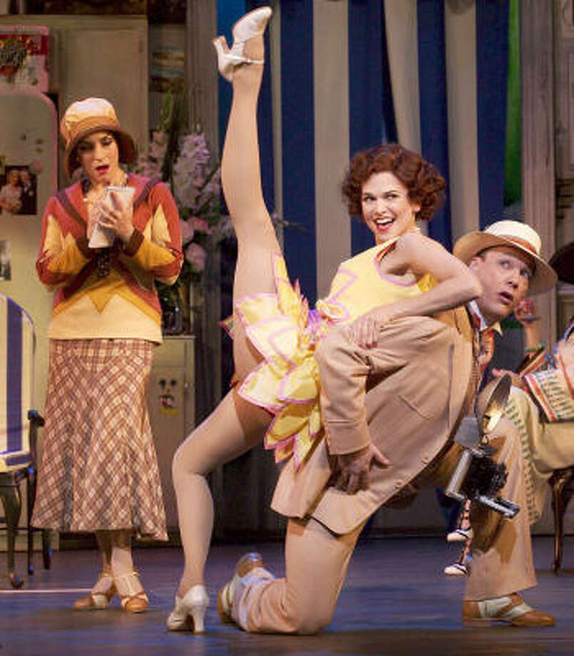 The Drowsy Chaperone is an original period musical comedy wonderland in one man's living room. Photo: CRAIG SCHWARTZ, CENTER THEATER GROUP