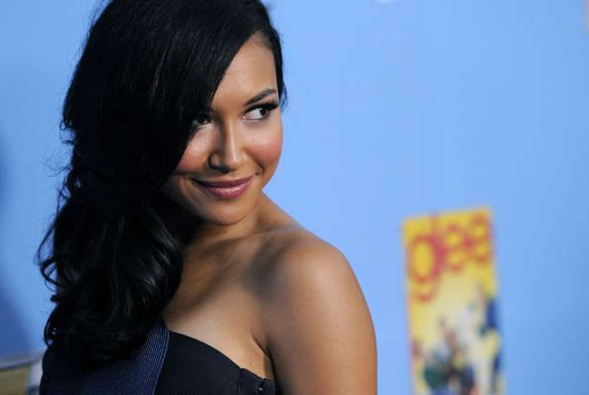 Naya Rivera - Glee As the sassy cheerleader Santana, she's expected to get more action this year, both on stage and off. Premieres Sept. 21 on FOX