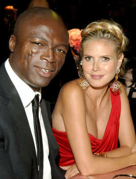 If Heidi Klum thinks the gap is sexy, especially on her hubby, Seal, we shouldn't doubt it.