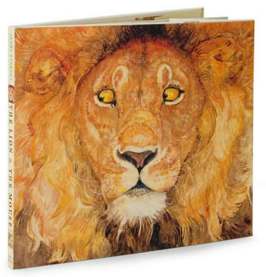 The Lion & the Mouse,by Jerry Pinkney was the winner of the 2010 Caldecott Medal.