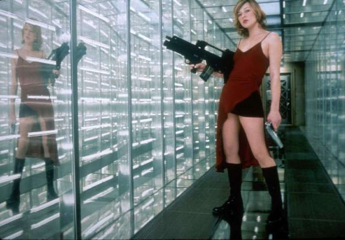 Ukrainian-born Milla Jovovich was made an international modeling star when she was discovered by Richard Avedon at age 11. Now she stars in the Resident Evil film series as Alice.