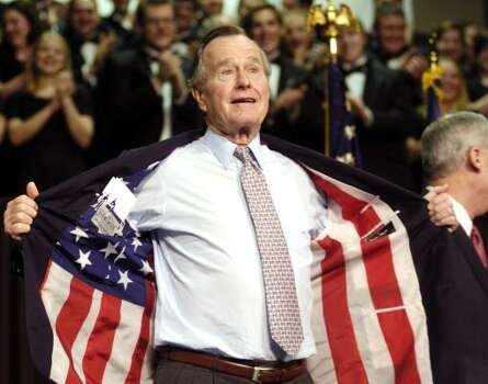 George H.W. Bush