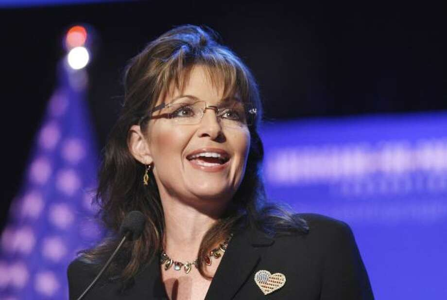 Sarah PalinPalin left the Catholic Church to become an evangelical Christian. Some guesshref> she may have been the first ex-Catholic on a major presidential ticket. Photo: Carlos Osorio, AP