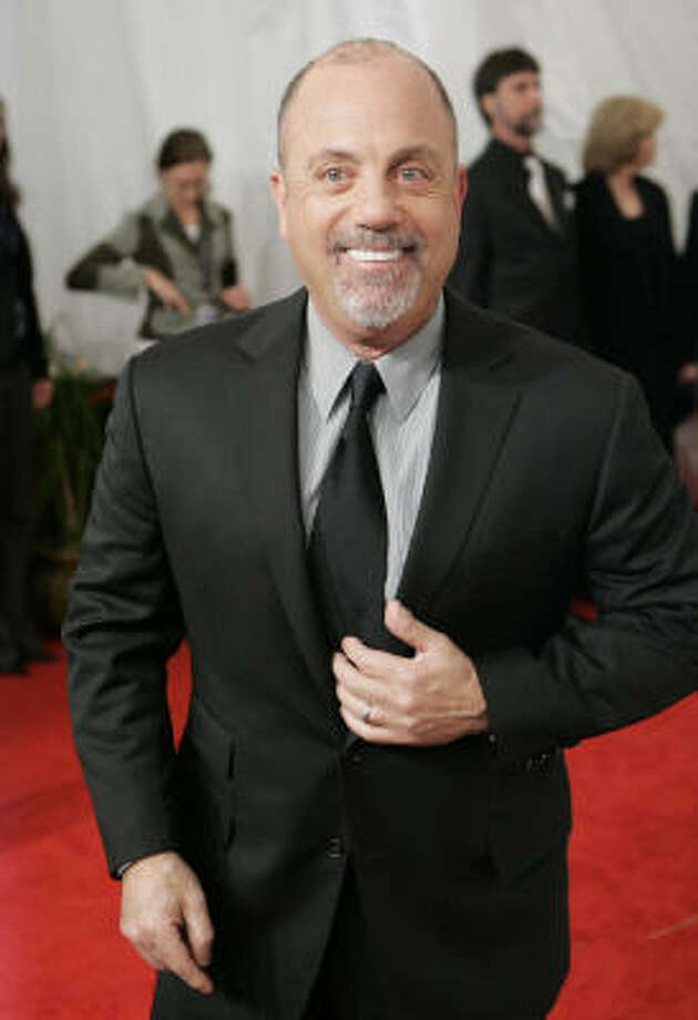 Billy Joel - Depression Photo: STUART RAMSON, AP