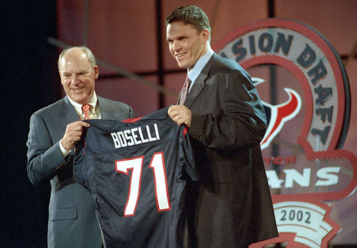 Tony Boselli Offensive tackle