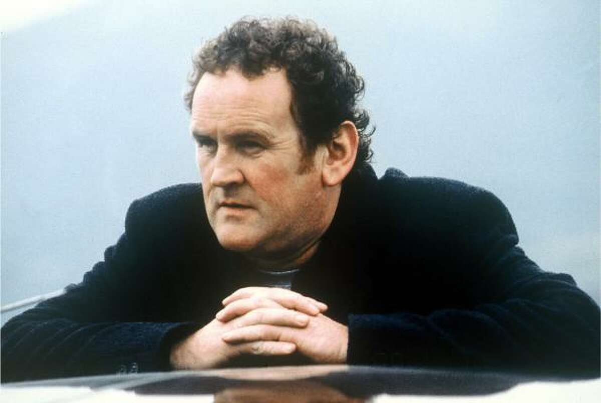 Colm Meaney : Background character on Star Trek: The Next Generation, role in The Commitments, role in Mystery, Alaska.