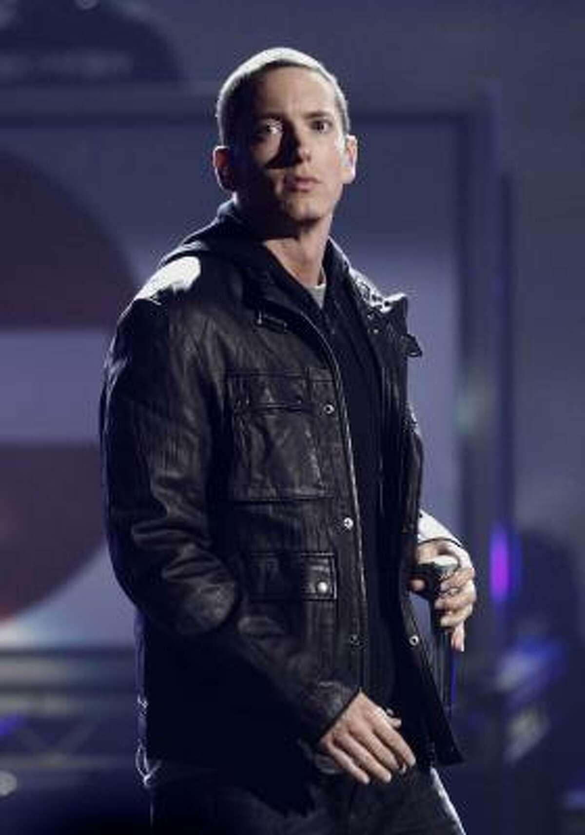 Eminem : Best Male Video (