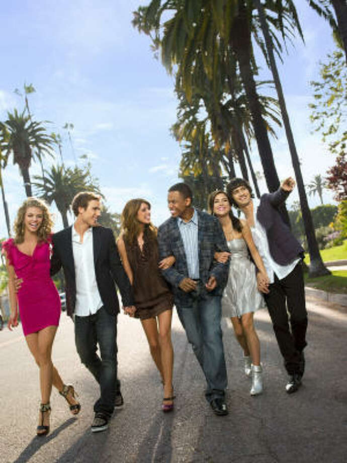 "The new ""90210"" aired from 2008 to 2013 on the CW, it starred AnnaLynne McCord, Dustin Milligan, Shenae Grimes, Tristan Wilds, Jessica Stroup and Michael Steger. Photo: Art Streiber, The CW"