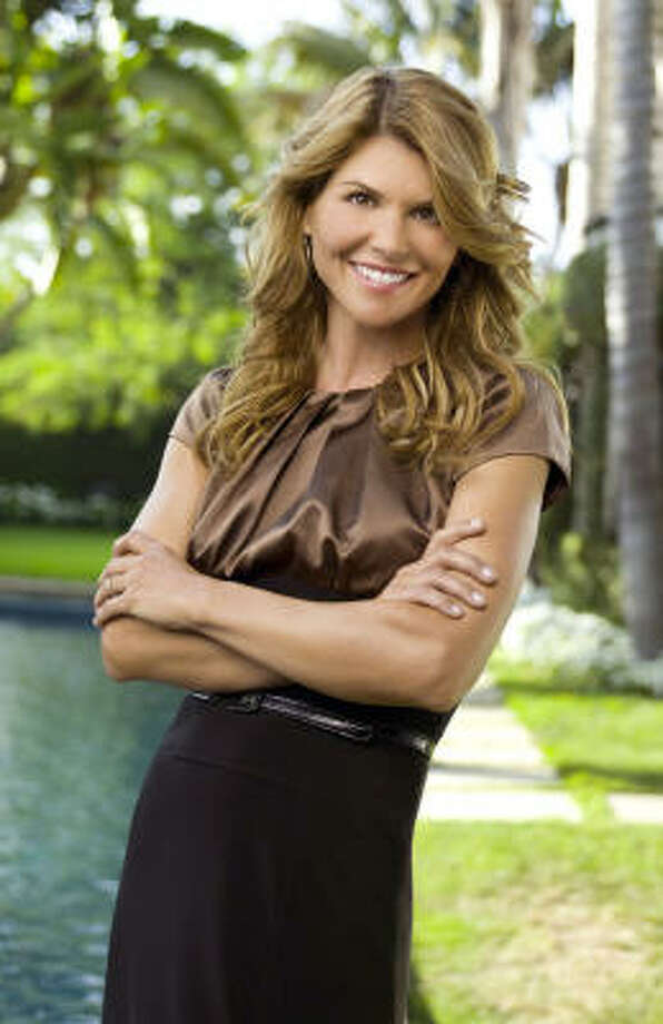 "The new 90210 also featured ""Full House's"" Lori Loughlin. Photo: Handout, MCT"