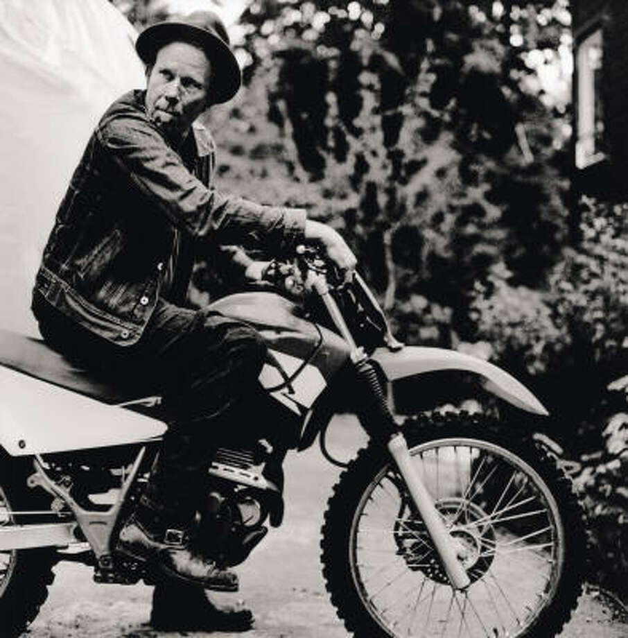 Singer-songwriter Tom Waits. Photo: Anton Corbijn