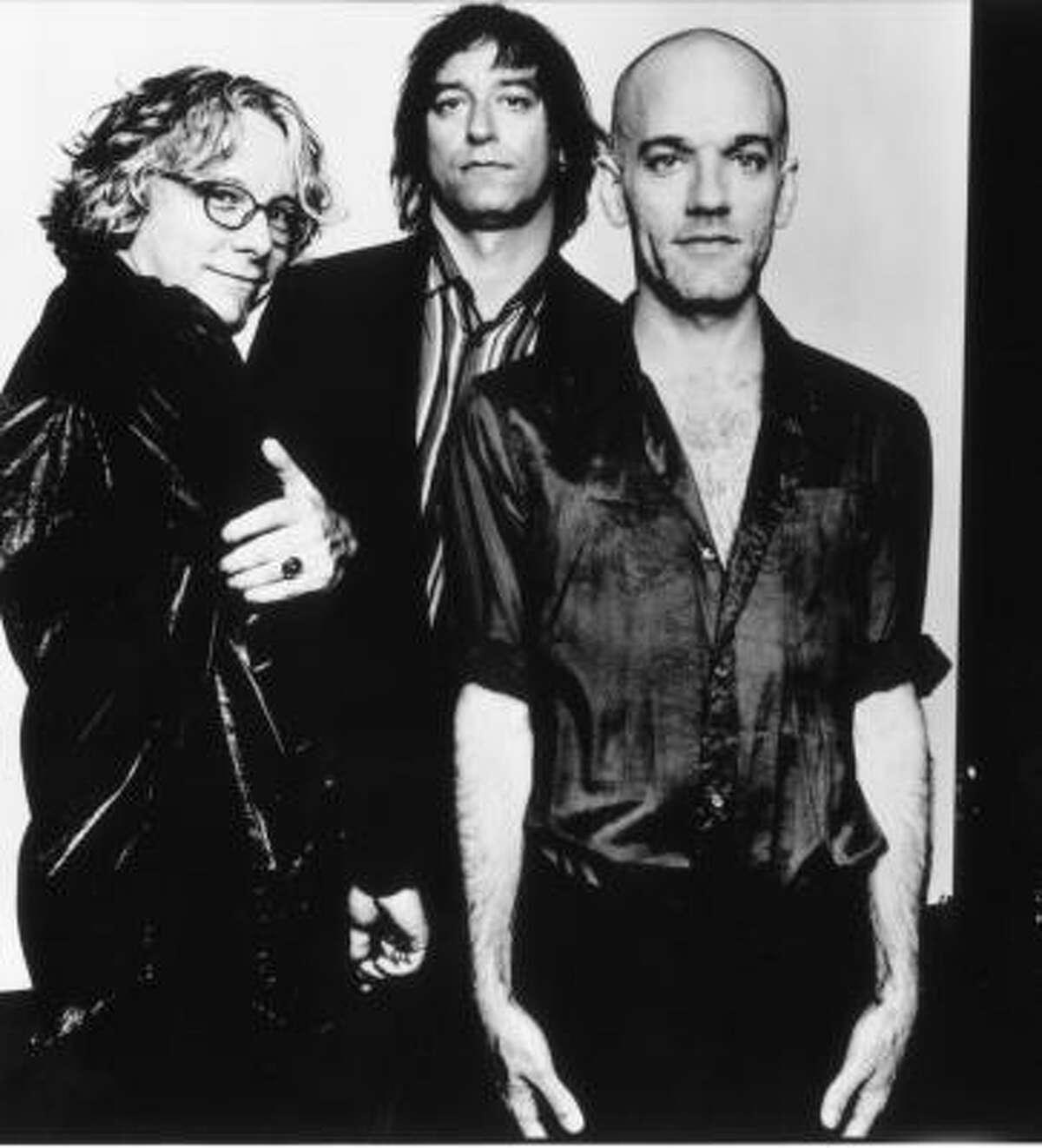 R.E.M. in 1998.