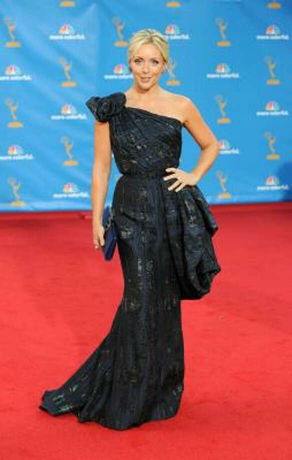 Jane Krakowski – Pouf positive. Photo: Frazer Harrison, Getty Images