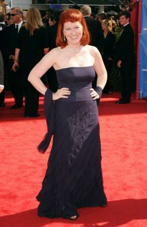 Kate Flannery – Quick! Someone get that woman a steamer. Photo: Jason Merritt, Getty Images