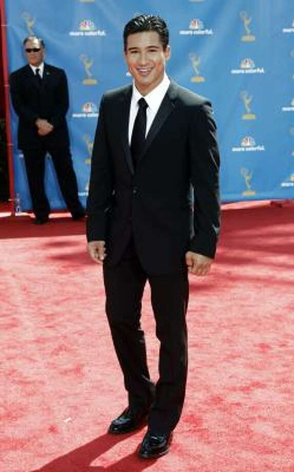Mario Lopez's fresh look is winning. Photo: Matt Sayles, AP