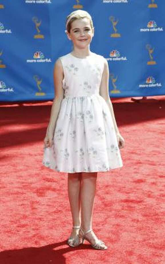 Kiernan Shipka – Sweet retro. Photo: Matt Sayles, AP