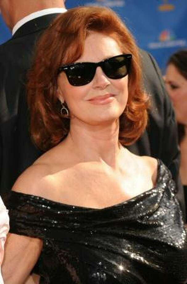 Susan Sarandon's future is so bright, she's gotta wear shades. Photo: Jason Merritt, Getty Images