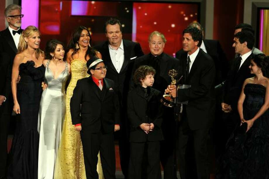 Comedy series: Modern Family Photo: Kevin Winter, Getty Images
