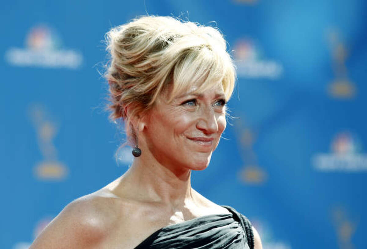 Lead actress, comedy series: Edie Falco, Nurse Jackie