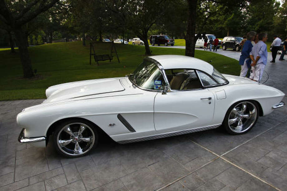 1962 Corvette convertible. Photo: Michael Paulsen, Chronicle