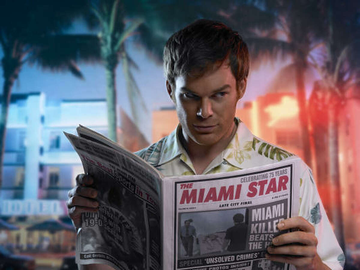 Dexter , nominated for best drama