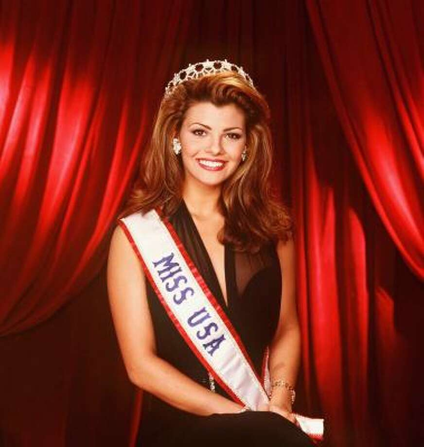 Ali LandryThen:Miss USA 1996 Now: Popular Doritos commercial actress, one of People magazines 50 most beautiful. Photo: CLIFF LIPSON, CBS