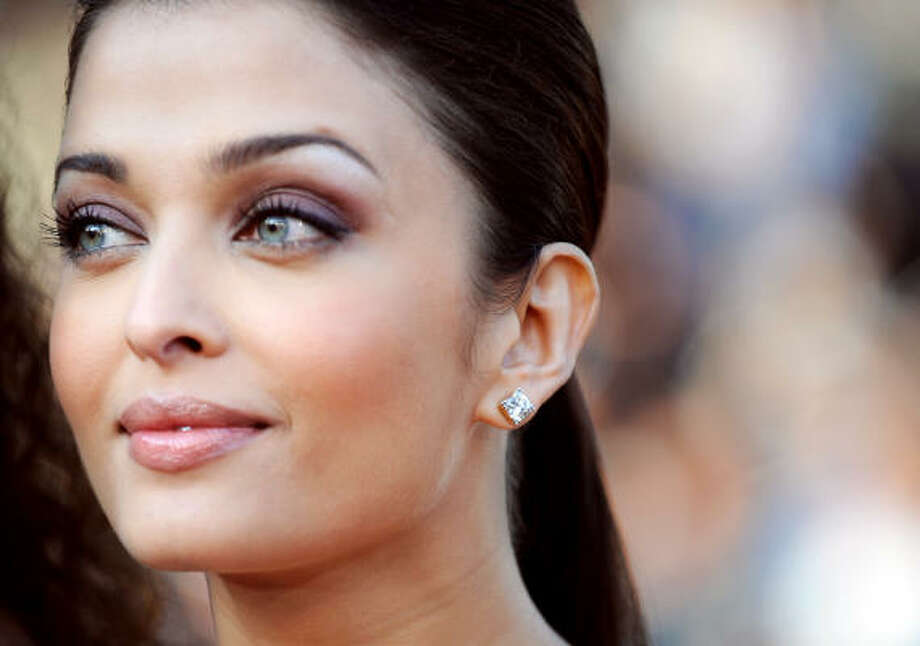 Indian actress Aishwarya Rai Then:Miss World 1994 