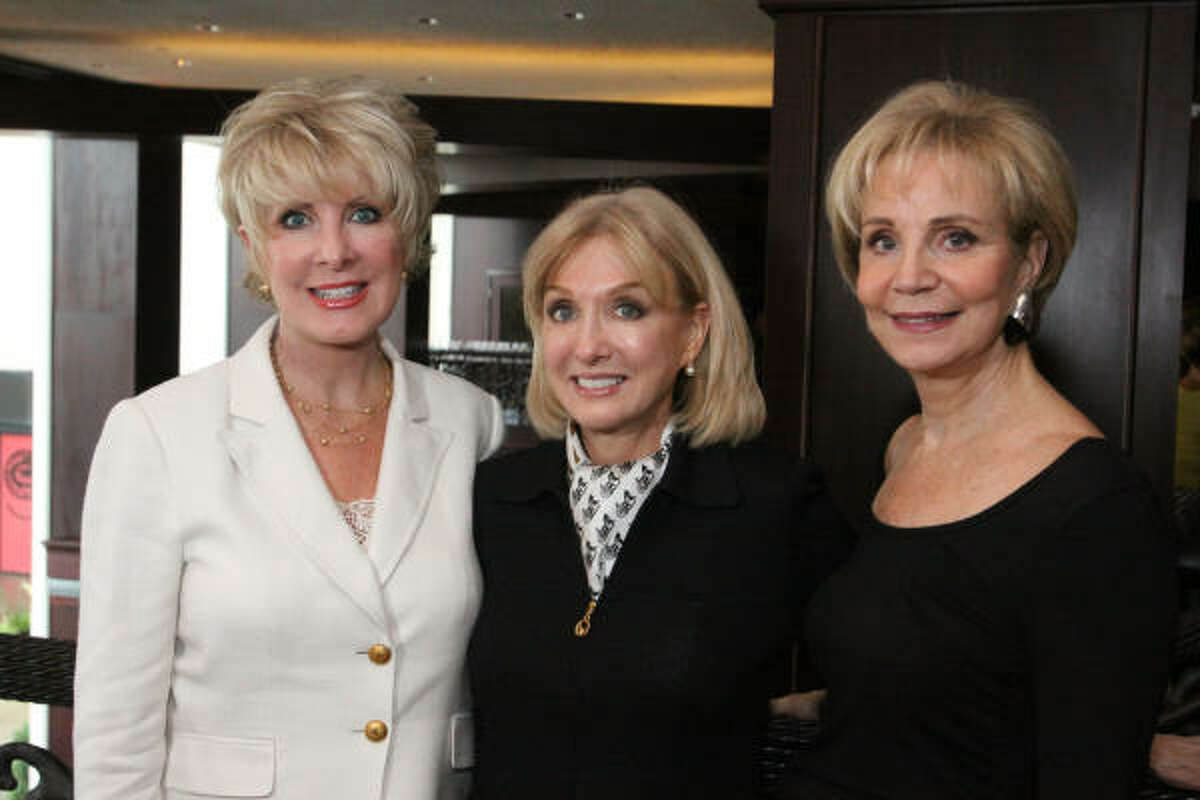 Mary Ann Reynolds Wilkins, Beth Young and Leisa Holland-Nelson
