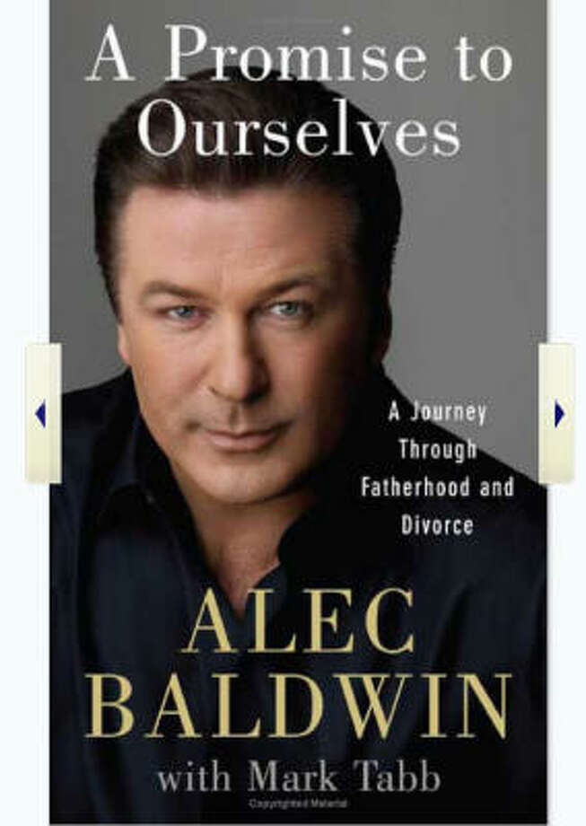 Baldwin has previously published a book with tips for men who are divorcing based on his own experiences. Photo: Amazon.com