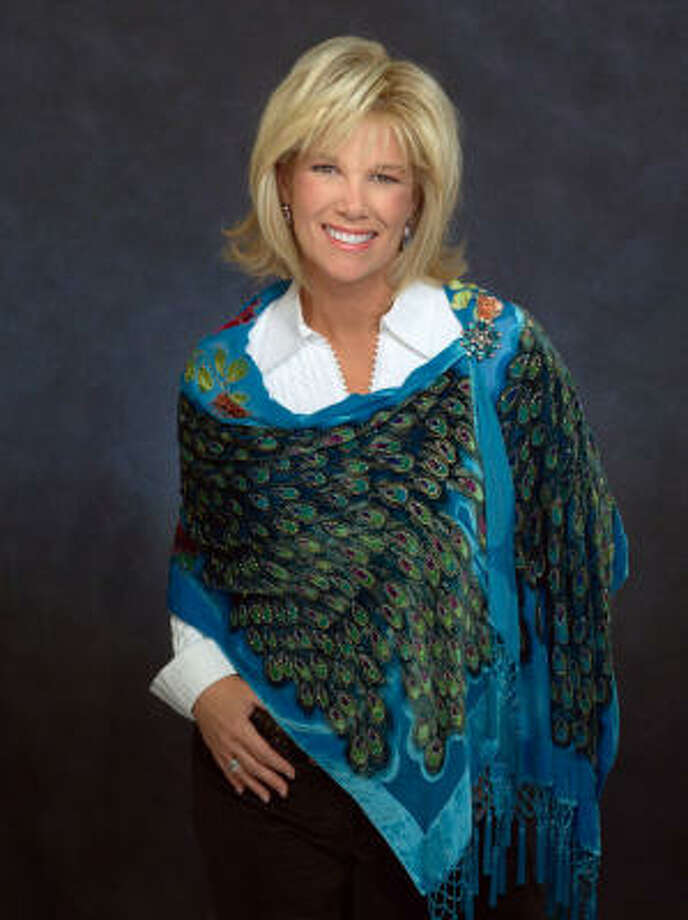 Joan Lunden has written several advice books including Growing up Healthy: a Complete Guide to Childhood Nutrition, Birth Through Adolescence. Photo: JOHN FILO, CBS