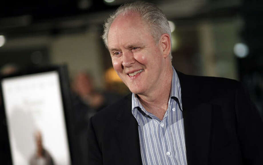 John Lithgow is also a best-selling author of children's books including The Remarkable Farkle McBride. Photo: Matt Sayles, AP