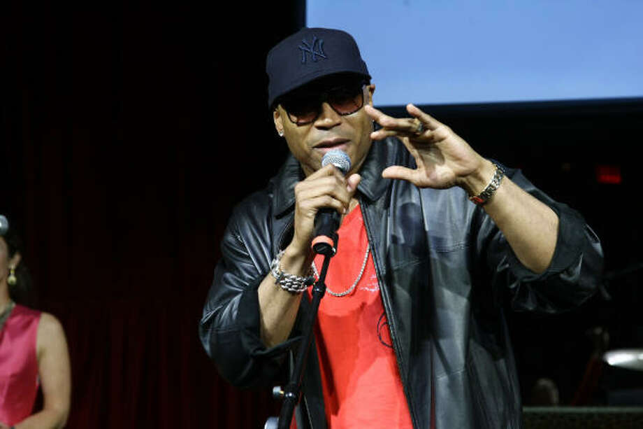 LL Cool J turned the lyrics of a few of his children's songs into books. The book And the Winner is? is about being a good winner. Photo: Neilson Barnard, Getty Images For Niche Media