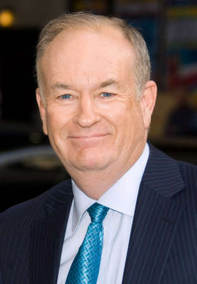 Fox News host Bill O'Reilly tells it straight in his guidebook The O'Reilly Factor for Kids: A Survival Guide for America's Families. Photo: Charles Sykes, AP