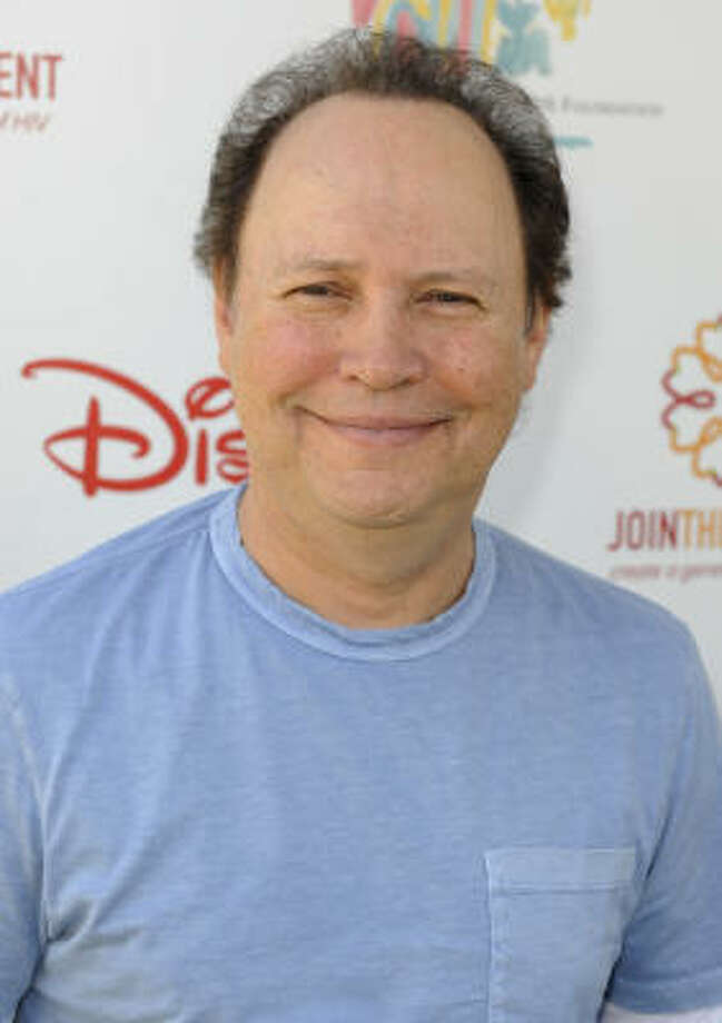 Billy Crystal wrote the children's book, I already Know I Love You about his granddaughter being born. Photo: Gus Ruelas, AP