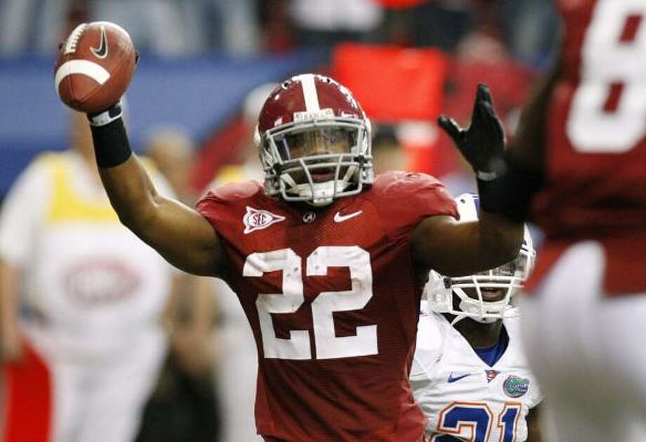 Mark Ingram, Alabama  Ingram, a running back, was the third consecutive sophomore to win the Heisman Trophy. Hence, he becomes the third consecutive player who returns with a chance to match Ohio State's Archie Griffin, the only two-time winner of the coveted bronze statue. Photo: Kevin C.  Cox, Getty Images
