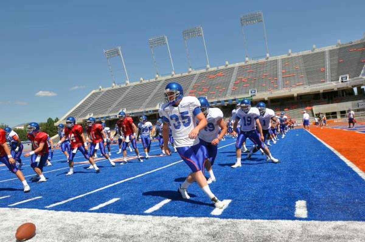 No. 3: Boise State