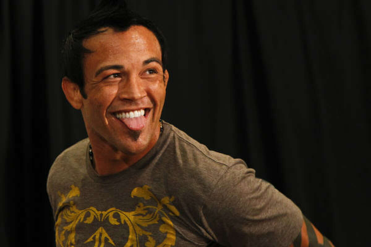 Jorge Gurgel practices Brazilian Jiu-Jitsu.