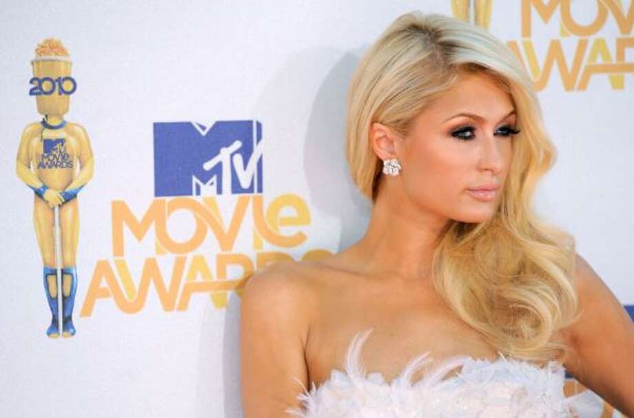 Paris Hilton's forays into sex tape scandal are notorious. The homemade sex tape of Hilton and then-boyfriend Rick Salomon leaked to the Internet in 2003, then was later released as 1 Night in Paris on DVD. Photo: Chris Pizzello, AP