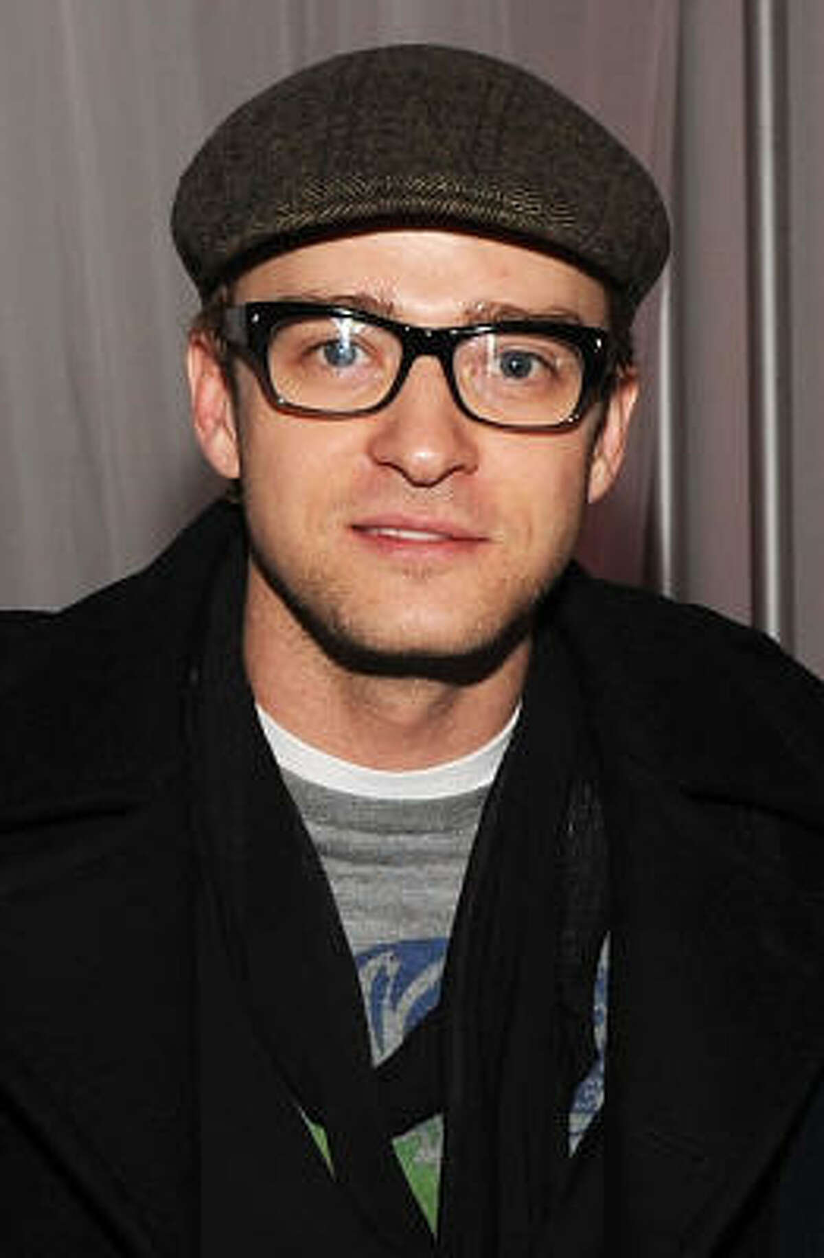 Justin Timberlake He's bringing nerdy back.