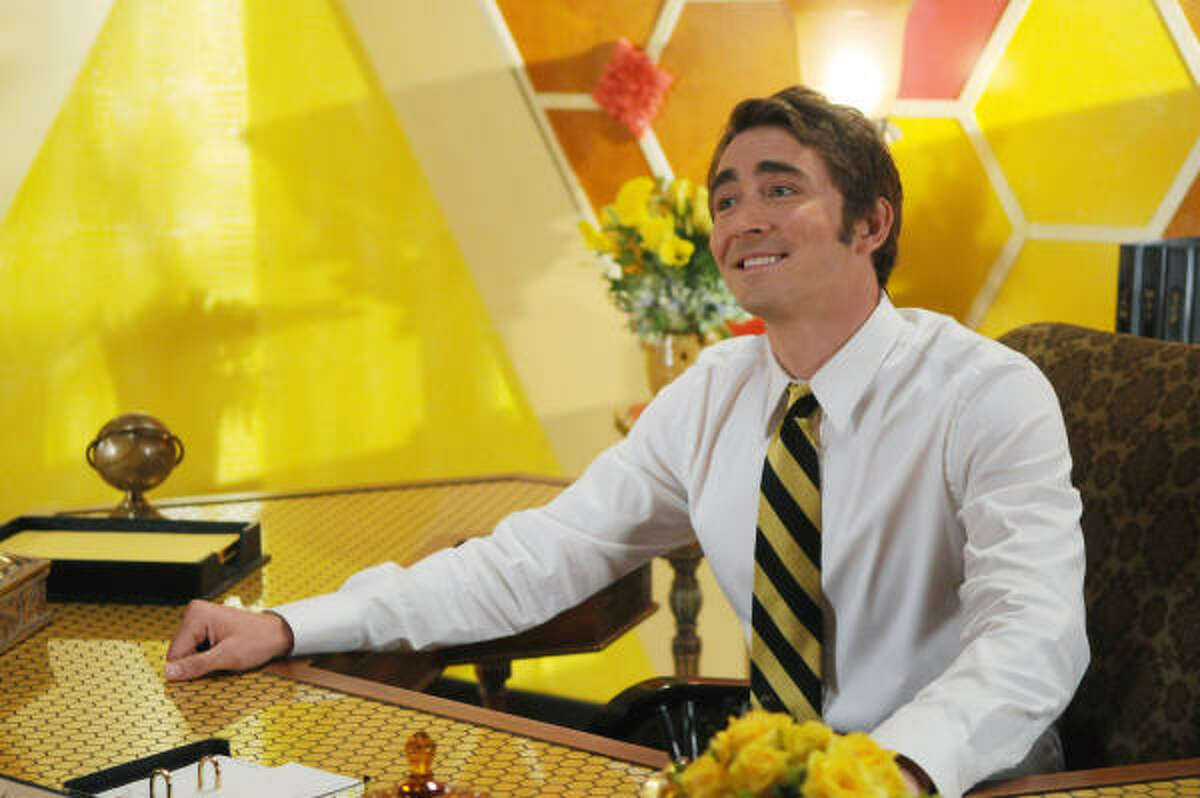 49. Lee Pace, Pushing Daisies