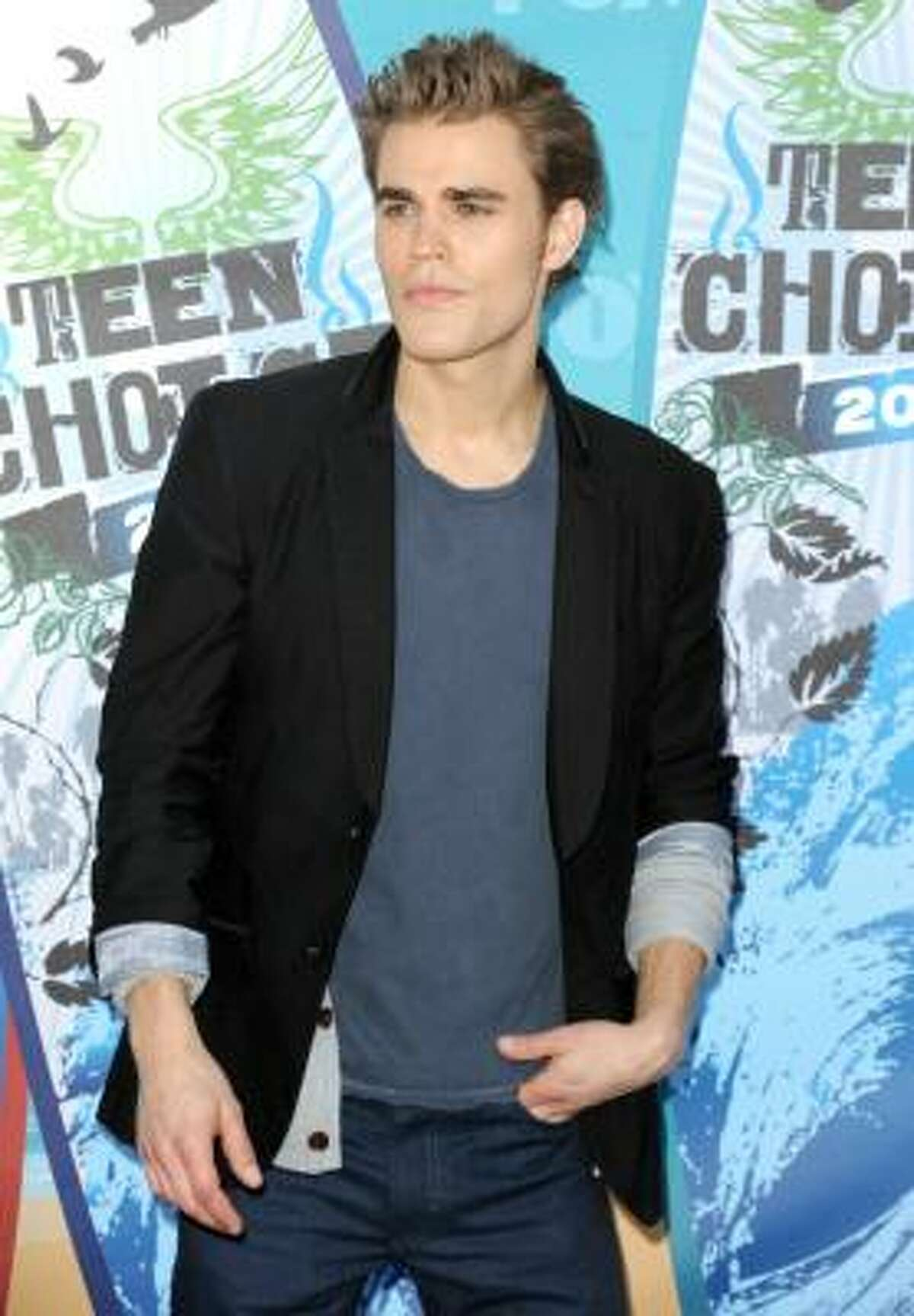 48. Paul Wesley, The Vampire Diaries