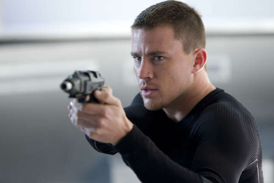10. Channing Tatum, G.I. Joe: The Rise of Cobra Photo: Frank Masi