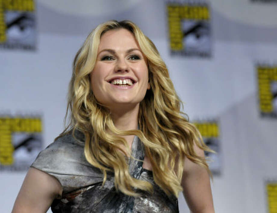 10. Anna Paquin Photo: Dan Steinberg, AP
