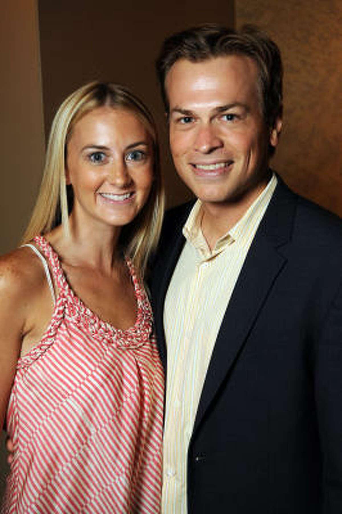 Christine and Dustin Sturgill