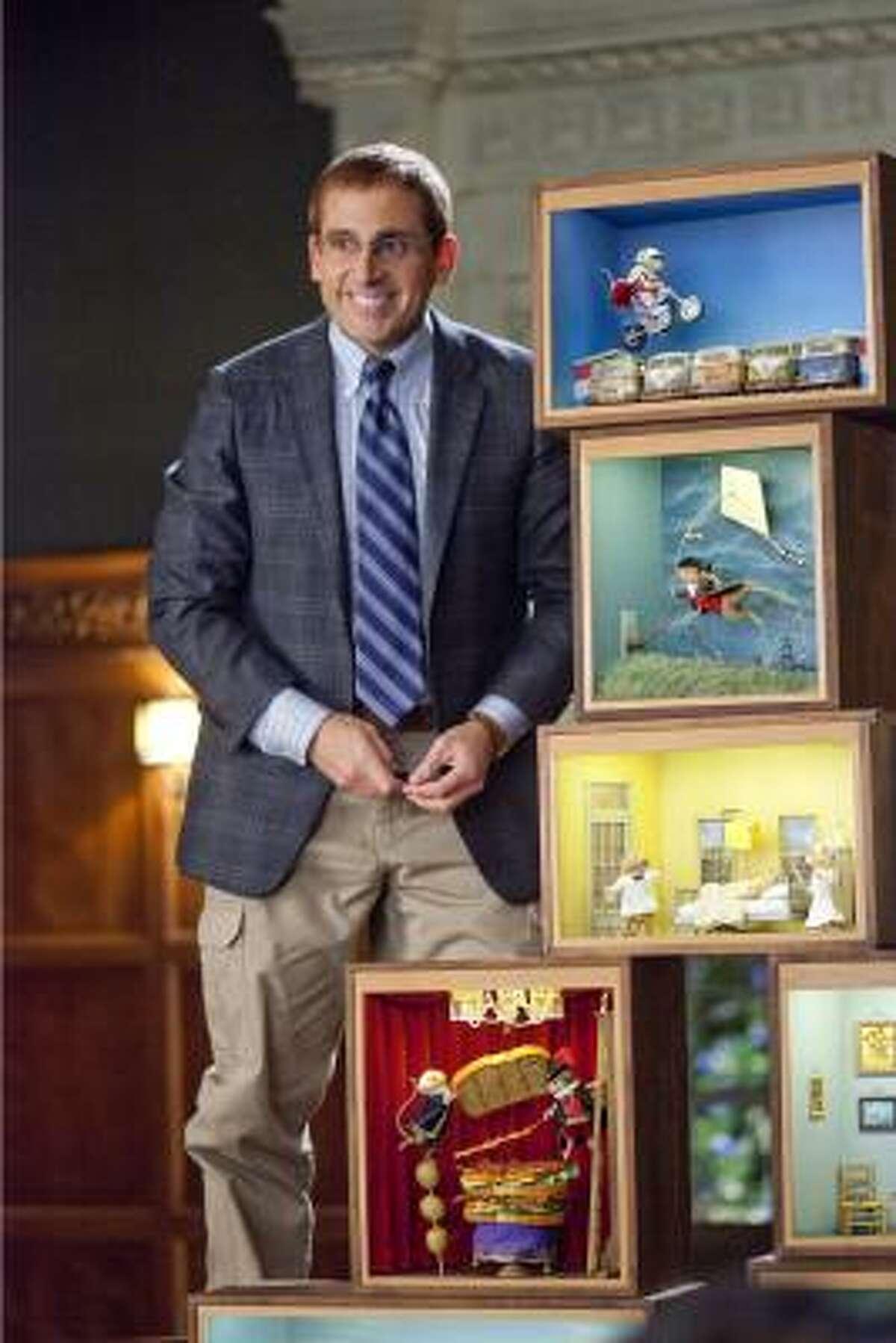 Dinner for Schmucks, $6.3 million: A rising executive