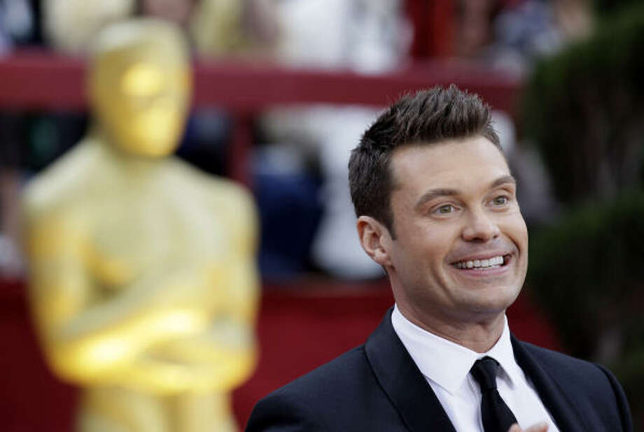 "Ryan Seacrest is considered a ""TV personality"". Photo: Amy Sancetta, AP"