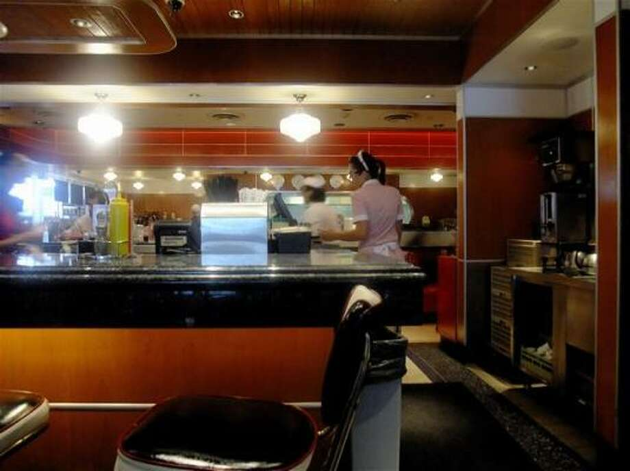 Ruby's Diner at IAH Photo: Alison Cook, Chronicle