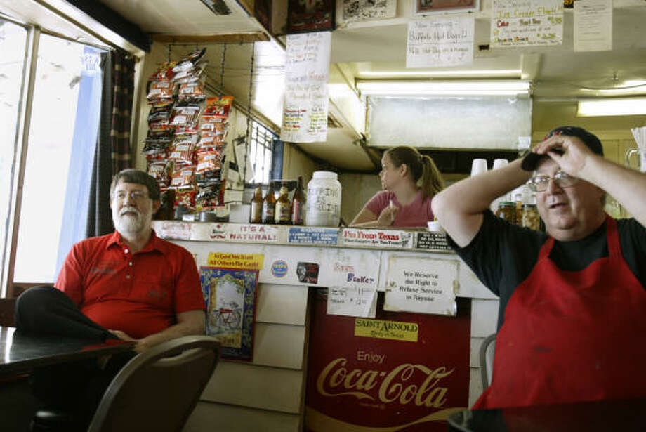 Bubba's Texas Burger Shack Photo: Kevin Fujii, Houston Chronicle