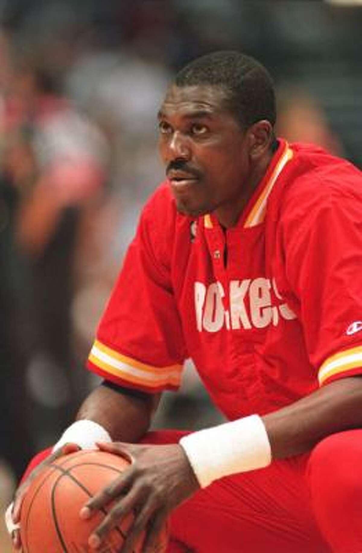 The Dream Hakeem Olajuwon, Rockets
